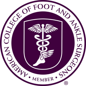 American College of Foot and Ankle Surgeons (ACFAS) Logo